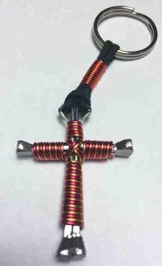 Double-wrap Keychain (22g)